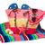 roze · strand · schoenen · geïsoleerd · witte · partij - stockfoto © neirfy