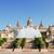 広場 · スペイン · バルセロナ · 博物館 · 噴水 · 水 - ストックフォト © neirfy