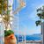 belo · detalhes · santorini · ilha · Grécia · escada - foto stock © neirfy