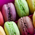 macaroons close up stock photo © neirfy