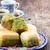 türk · zevk · geleneksel · çay · parti · Arapça - stok fotoğraf © neirfy