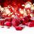 czerwony · złoty · śniegu · christmas · dekoracji - zdjęcia stock © neirfy