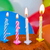 birthday candles stock photo © neirfy