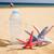 plage · de · sable · sable · océan · plage · vacances · d'été · femme - photo stock © neirfy