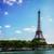 川 · パリ · 表示 · フランス · 市 · 旅行 - ストックフォト © neirfy