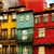 colorful houses in old town porto stock photo © neirfy