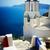 表示 · 火山 · 階段 · サントリーニ · ゲート · 島 - ストックフォト © neirfy