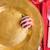 christmas golden plate stock photo © neirfy