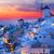 aldeia · ilha · noite · ver · arquipélago · Croácia - foto stock © neirfy