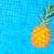 свежие · ананаса · бассейна · фотография · природы · фрукты - Сток-фото © neirfy