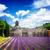 hasat · gökyüzü · çiçekler · güzellik · yaz - stok fotoğraf © neirfy