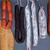 secar · carne · fino · fatias · presunto · carne - foto stock © neirfy