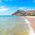 tenerife · praia · viajar · escrito · areia · água - foto stock © neirfy