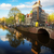 моста · Нидерланды · канал · зеркало · Размышления · воды - Сток-фото © neirfy