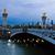 köprü · Paris · Fransa · mor · gece · şehir - stok fotoğraf © neirfy