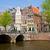 канал · кольца · Амстердам · Нидерланды · старые · домах - Сток-фото © neirfy