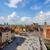 Varsó · óváros · házak · Lengyelország · templom · utazás - stock fotó © neirfy