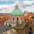 мнение · средневековых · города · Италия · небе · пейзаж - Сток-фото © neirfy