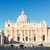 大聖堂 · ローマ · イタリア · 広場 · 噴水 · 花 - ストックフォト © neirfy