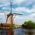 オランダ · 住宅 · 観光地 · オランダ · 水 · 草 - ストックフォト © neirfy