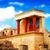 ősi · civilizáció · palota · romok · ásatás · sziget - stock fotó © neirfy