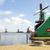 традиционный · старые · Нидерланды · голландский · Windmill · небе - Сток-фото © neirfy
