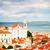 景観 · リスボン · ポルトガル · 空 · 家 - ストックフォト © neirfy