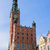 facade of town hall of gdansk stock photo © neirfy