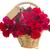 buquê · papel · flor · cesta · flores · primavera - foto stock © neirfy