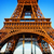 Eiffel · Tower · detalle · universal · mojón · París · ciudad - foto stock © neirfy