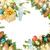 arany · kék · karácsony · ajándék · díszítések · ajándék · doboz - stock fotó © neirfy
