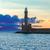 灯台 · 風景 · ギリシャ · 水 · 海 · セキュリティ - ストックフォト © neirfy