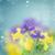 аннотация · желтые · цветы · области · весны · лет · зеленый - Сток-фото © neirfy