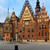 town hall of wroclaw poland stock photo © neirfy