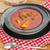 sopa · tradicional · húngaro · cozinha · restaurante - foto stock © neirfy
