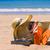 banhos · de · sol · praia · praia · sol · mar - foto stock © neirfy