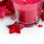 mooie · christmas · kaars · decoraties · licht · home - stockfoto © neirfy