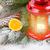 christmas lantern close up stock photo © neirfy