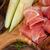 jambon · İspanyolca · domuz · eti · kavun - stok fotoğraf © neirfy
