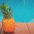 ananas · water · groene · natuur · vruchten · drinken - stockfoto © neirfy
