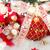 Новый · год · украшение · соснового · ель · красный · украшения - Сток-фото © neirfy