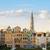 Брюссель · Cityscape · искусств · Бельгия · небе · здании - Сток-фото © neirfy