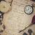 öreg · képeslap · toll · toll · kék · közelkép - stock fotó © neirfy
