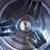 interior · ver · máquina · de · lavar · roupa · tambor · tecnologia · fundo - foto stock © neirfy