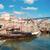 város · kikötő · vitorlások · ház · épület · nyár - stock fotó © neirfy