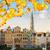 Брюссель · Cityscape · Бельгия · искусств · сумерки · здании - Сток-фото © neirfy