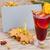 caliente · vacaciones · beber · pan · de · jengibre · cookies · alimentos - foto stock © neirfy