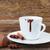 csokoládé · kávé · fűszer · diók · háttér · tej - stock fotó © neirfy