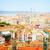 Skyline · Лиссабон · Португалия · старый · город · моста · ретро - Сток-фото © neirfy