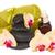 piedras · orquídeas · gotas · de · agua · flor · fuego · hoja - foto stock © neirfy